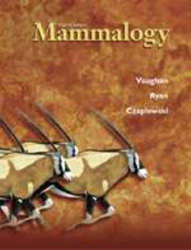 9780030250347: Mammalogy