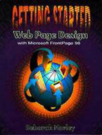 9780030250798: Getting Started: Web Page Dde.F