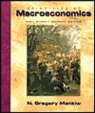 9780030252334: Principles of Macroeconomics