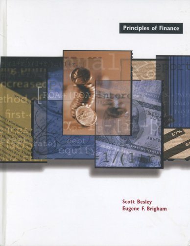 9780030252631: Principles of Finance (Study Guide)
