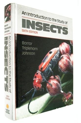 Introduction to the Study of Insects, 6th: Borror, Donald J.,