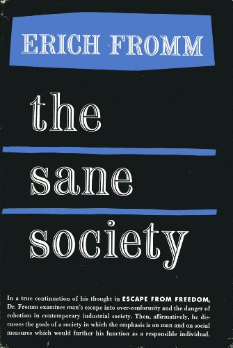 9780030255403: The sane society