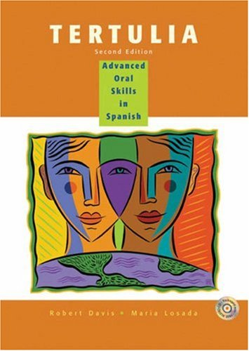 9780030255779: Tertulia: Advanced Oral Skills in Spanish (with Audio CD)