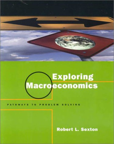 Exploring Macroeconomics: Wall Street Journal Edition: Sexton, Robert L.