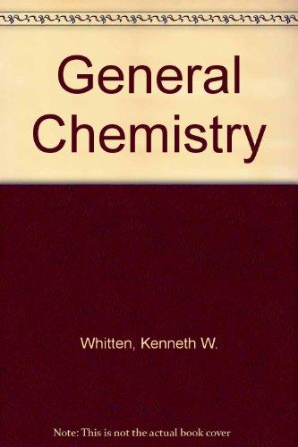 9780030257018: General Chemistry