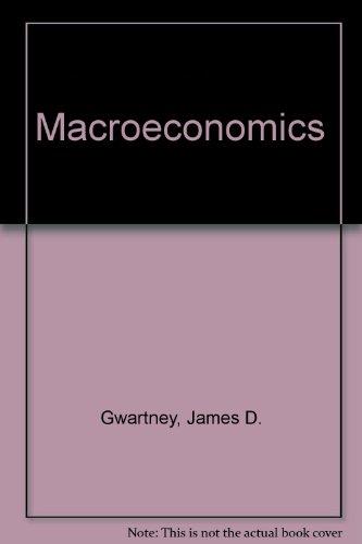 9780030257810: Macroeconomics