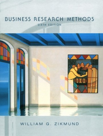9780030258176: Business Research Methods (The Dryden Press Series in Management)
