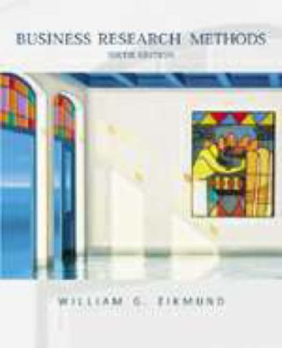 9780030258176: Business Research Methods (Dryden Press Series in Management)