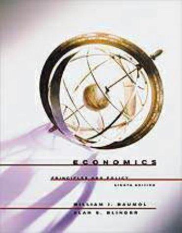 9780030259487: Economics: Principles and Policy
