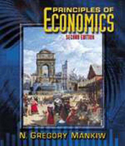 9780030259517: Principles of Economics