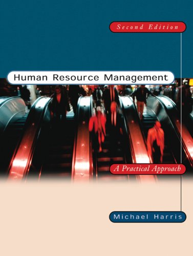 9780030259722: Human Resource Management: A Practical Approach (Dryden Press Series in Management)