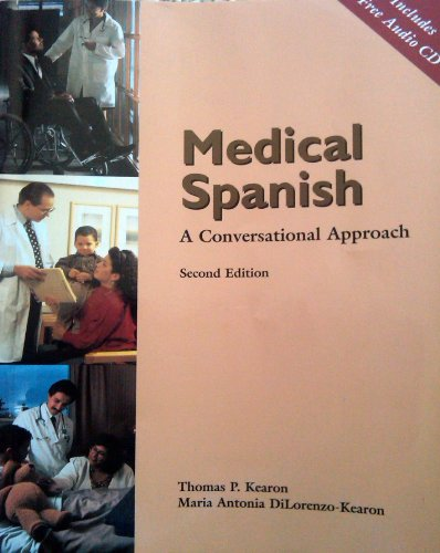 9780030260292: Medical Spanish: A Conversational Approach (Book Only)