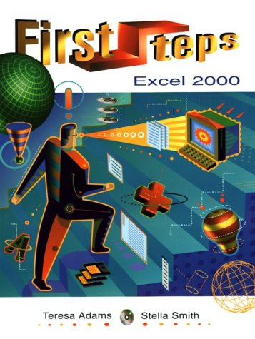 9780030261336: First Steps: Excel 2000