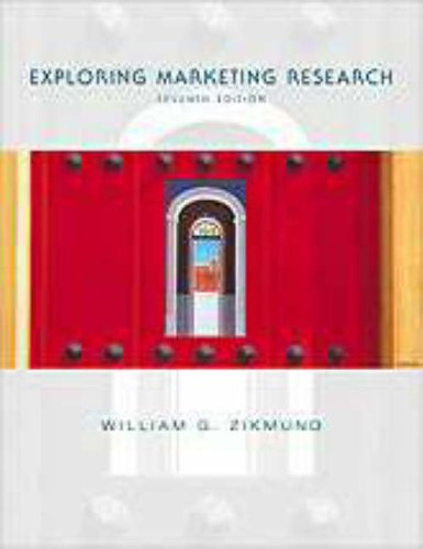 9780030262180: Exploring Marketing Research