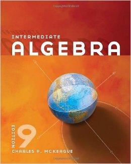 9780030263118: MCKEAUGE INTERMEDIATE ALGEBRA IM