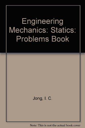 9780030263125: Engineering Mechanics: Statics: Problems Book