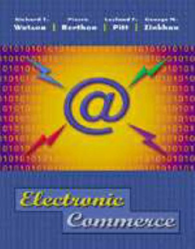 9780030265334: Electronic Commerce