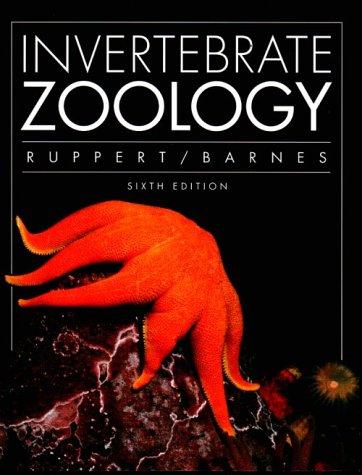 9780030266683: Invertebrate Zoology