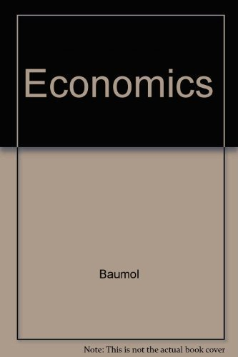 9780030268465: Economics: Principles and Policy