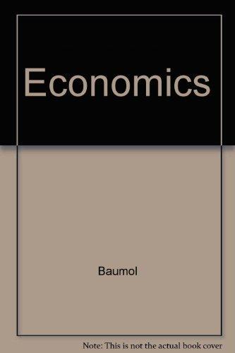 9780030268465: Economics