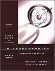 9780030268489: Microeconomics: Principles And Policy (Study Guide)