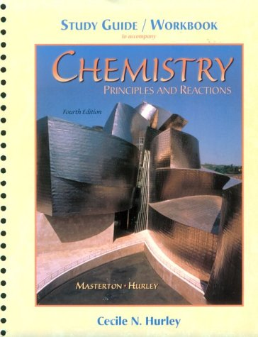 9780030269165: Chemistry : Principles and Reactions, 4th Edition (Study Guide)
