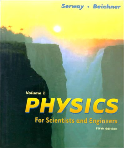 9780030269592: Physics for Scientists and Engineers, Volume I (with Student Tools CD-ROM)