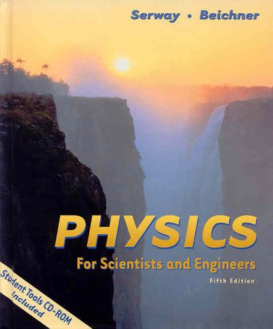 9780030269615: Physics for Scientists and Engineers, Chapters 1-39 (with Student Tools CD-ROM)