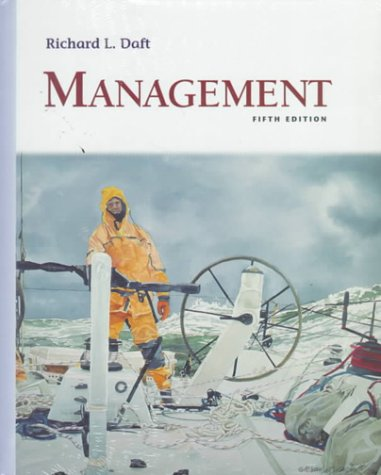 9780030270031: Management with Student CD-ROM and PERF Module
