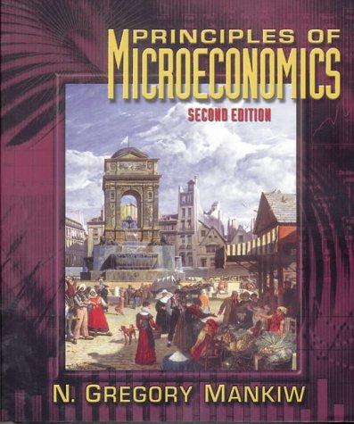 9780030270161: Principles of Microeconomics