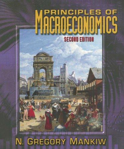 9780030270178: Principles of Macroeconomics