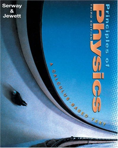 9780030271571: Principles of Physics (Non-InfoTrac Version)
