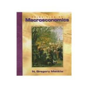 9780030271649: Principles of Macroeconomics