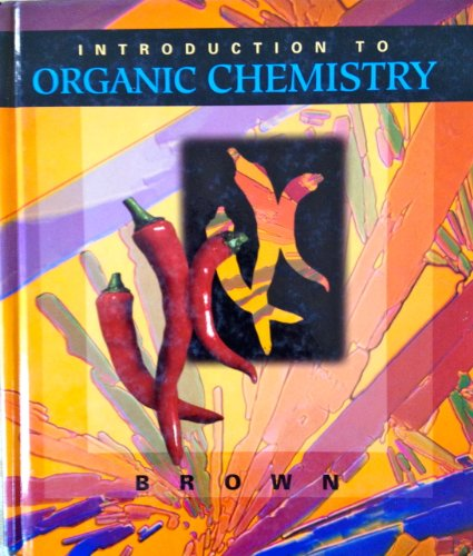 9780030274534: Introduction to Organic Chemistry