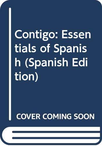 9780030279171: Contigo: Essentials of Spanish (Spanish Edition)