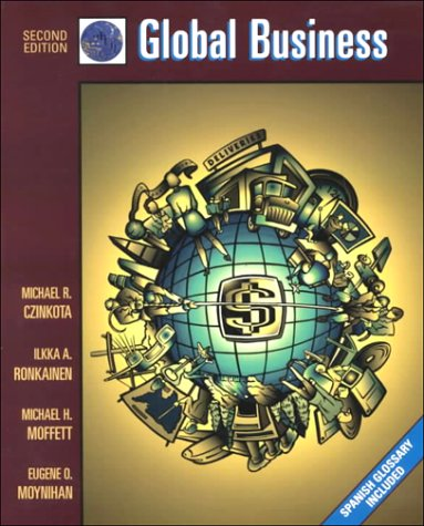 9780030284298: Global Business