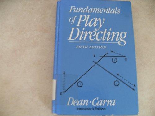 9780030286735: Fundamentals of Play Directing Instructor's Edition