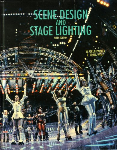 9780030287770: Scene Design and Stage Lighting