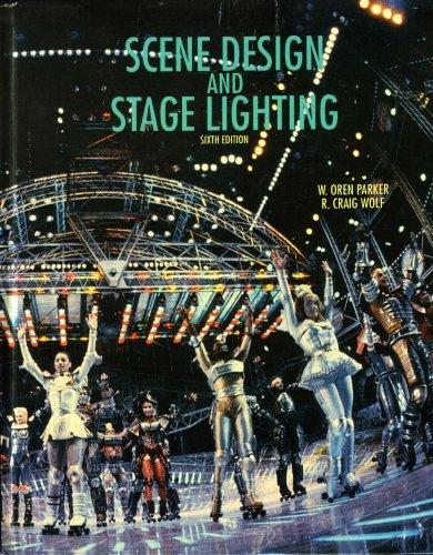 9780030287770: Scene Design and Stage Lighting