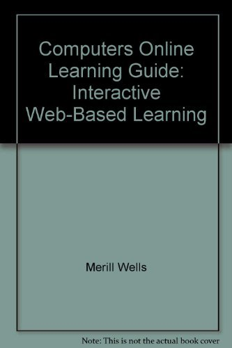 9780030292095: Computers Online Learning Guide: Interactive Web-Based Learning