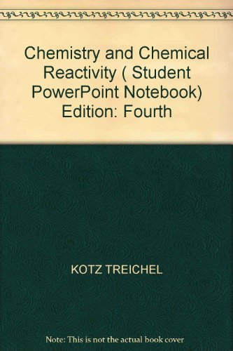9780030292132: STUDENT POWER POINT NOTEBOOK
