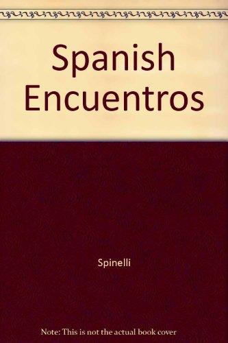 9780030292149: Spanish Encuentros (Spanish Edition)