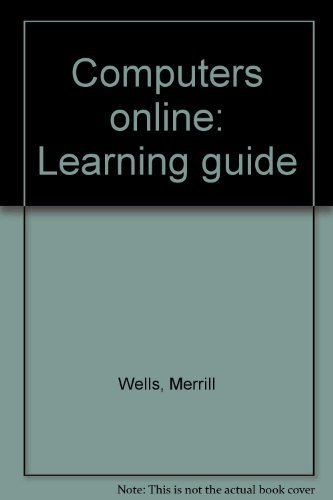 9780030292170: Computers online: Learning guide