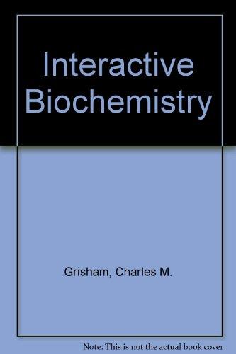 9780030292668: Interactive Biochemistry