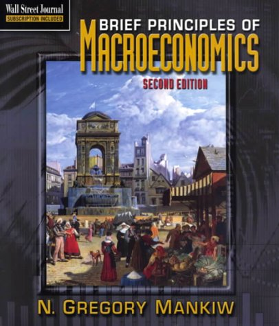 9780030292934: Brief Principles of Macroeconomics