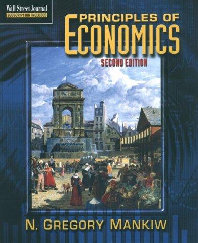 9780030293238: Principles of Economics
