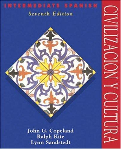 9780030294013: Intermediate Spanish Series: Civilización y cultura