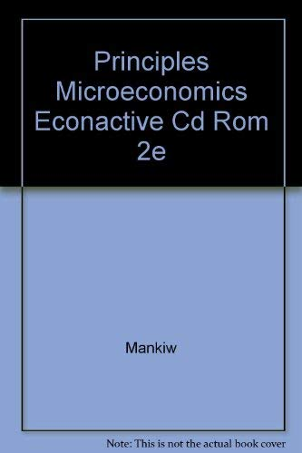9780030294167: Principles of Microeconomics