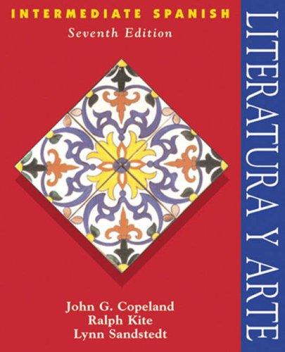 9780030294310: Intermediate Spanish Series Text: Literatura y arte