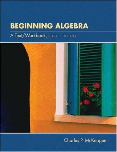 9780030294440: Beginning Algebra With Infotrac